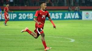 Todd Rivaldo Ferre - Indonesia U-19