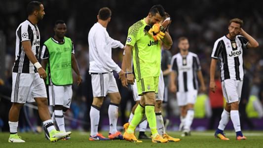Juventus Real Juventus players vs Real Madrid