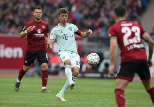 Bayern Munich Nürnberg 04282019