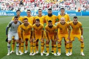 ทีมชาติออสเตรเลีย