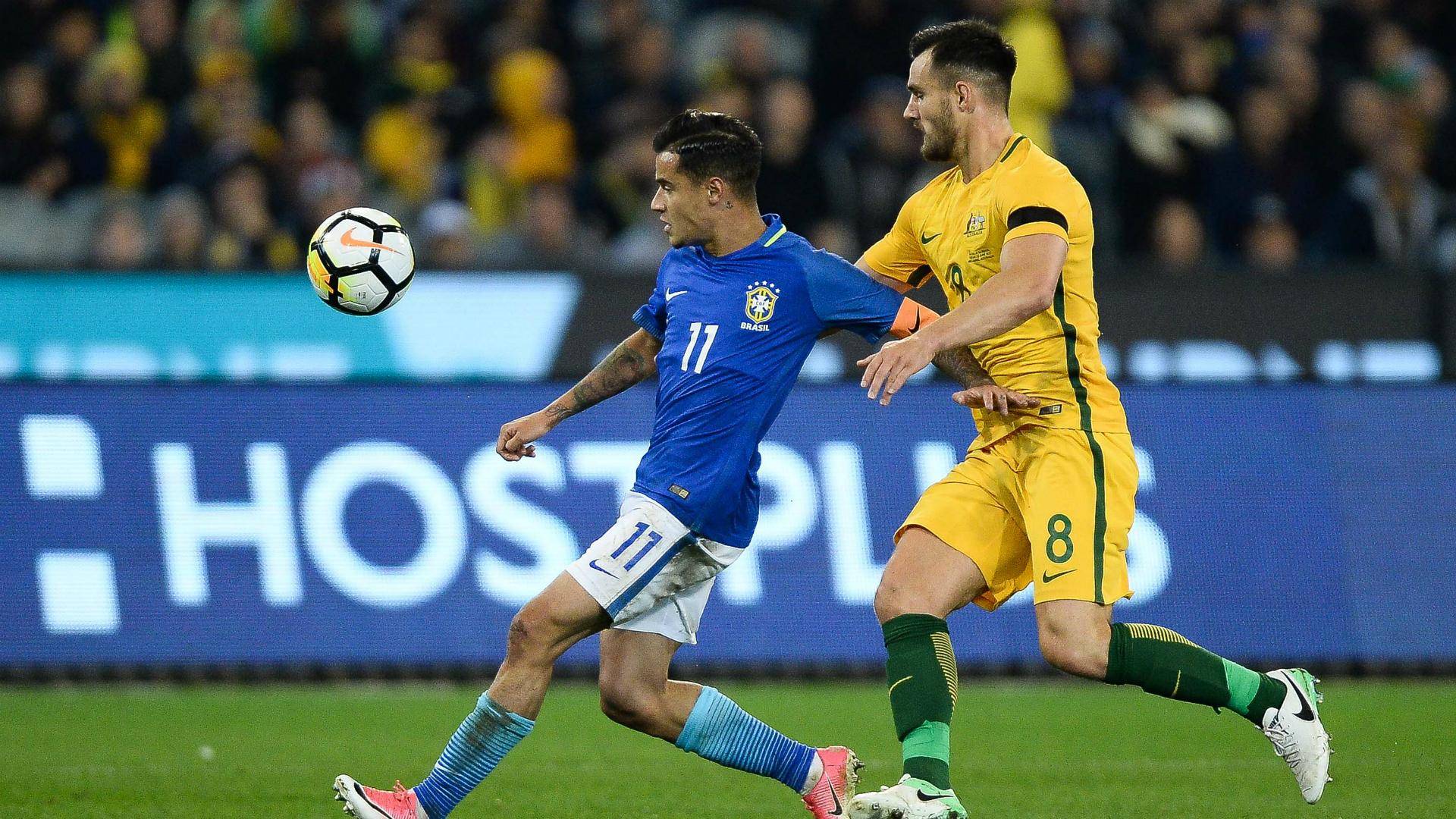 Brazil Australia Coutinho 13062017