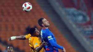 SuperSport United's Bradley Grobler, September 2018