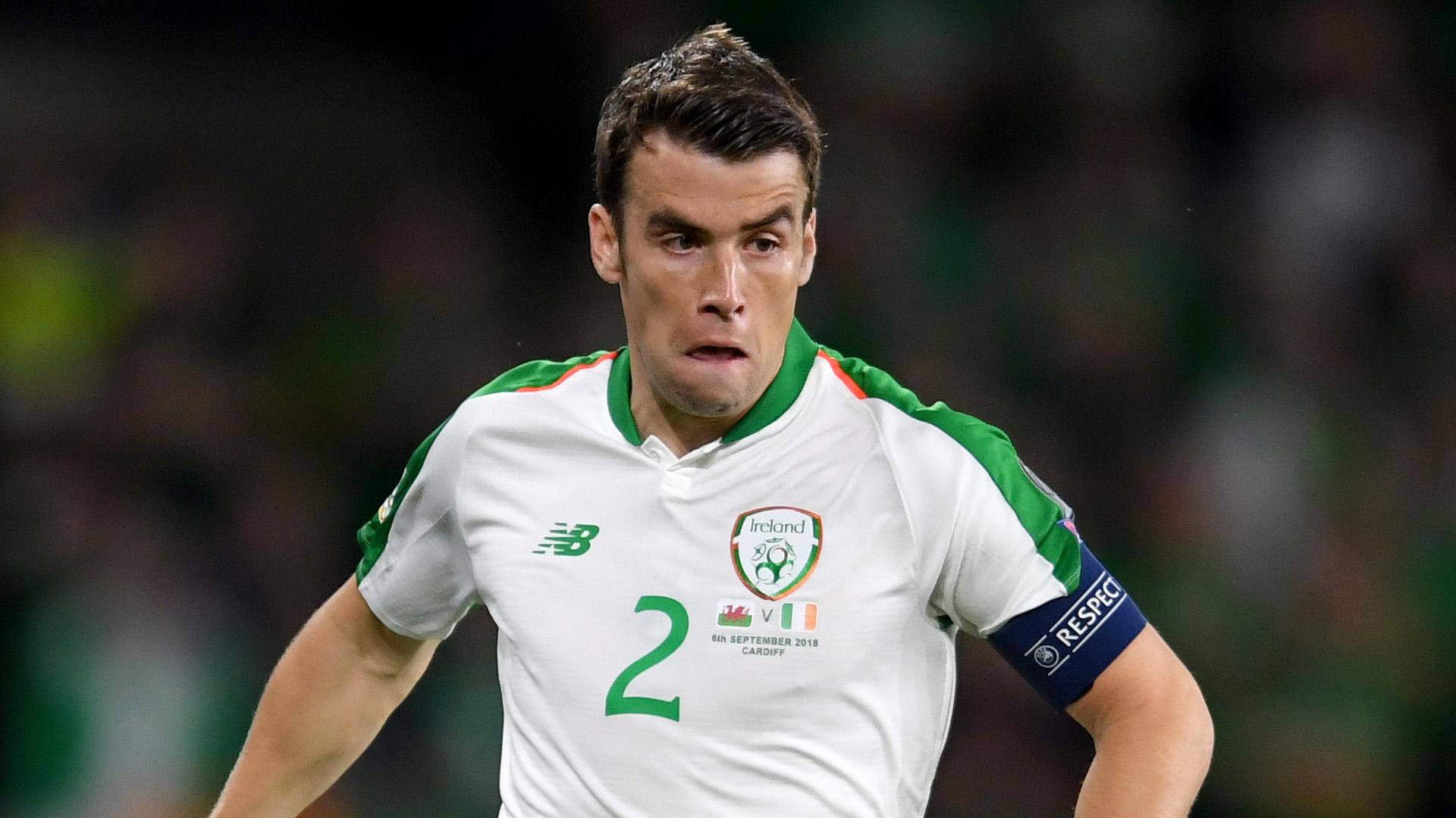 Seamus Coleman Republic of Ireland