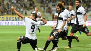 Emanuele Calaiò Parma Cremonese Serie B 08252017