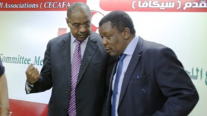 Cecafa boss Nicholas Musonye.