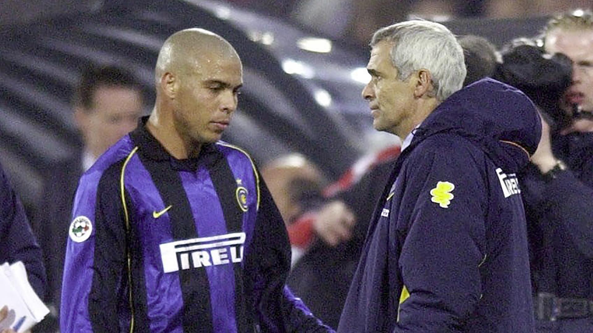 Ronaldo Hector Cuper Inter