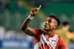 Wilson Morelo Deportivo Cali - Santa Fe Copa Sudamericana 2018