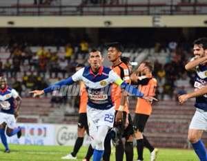 Indra Putra Mahayuddin, Kelantan, PKNP, FA Cup, 14/02/17