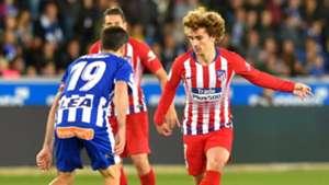 Antoine Griezmann Alaves Atletico de Madrid LaLiga 30032019