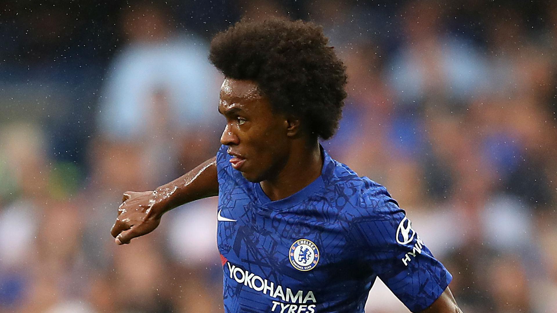 Willian Chelsea 2019-20