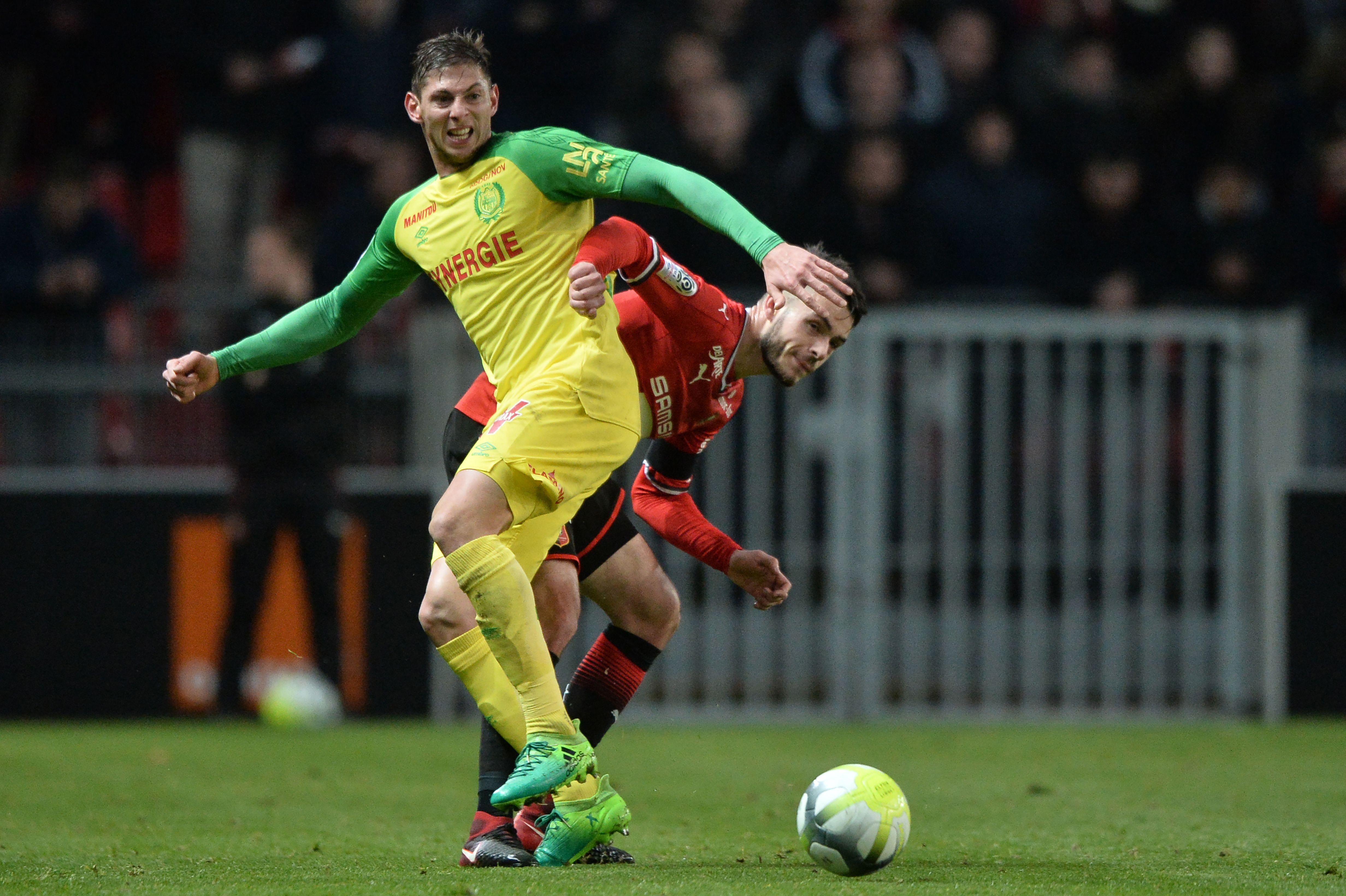 Jeremy Gelin Rennes Nantes Ligue 1