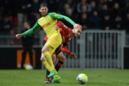 Jeremy Gelin Rennes Nantes Ligue 1
