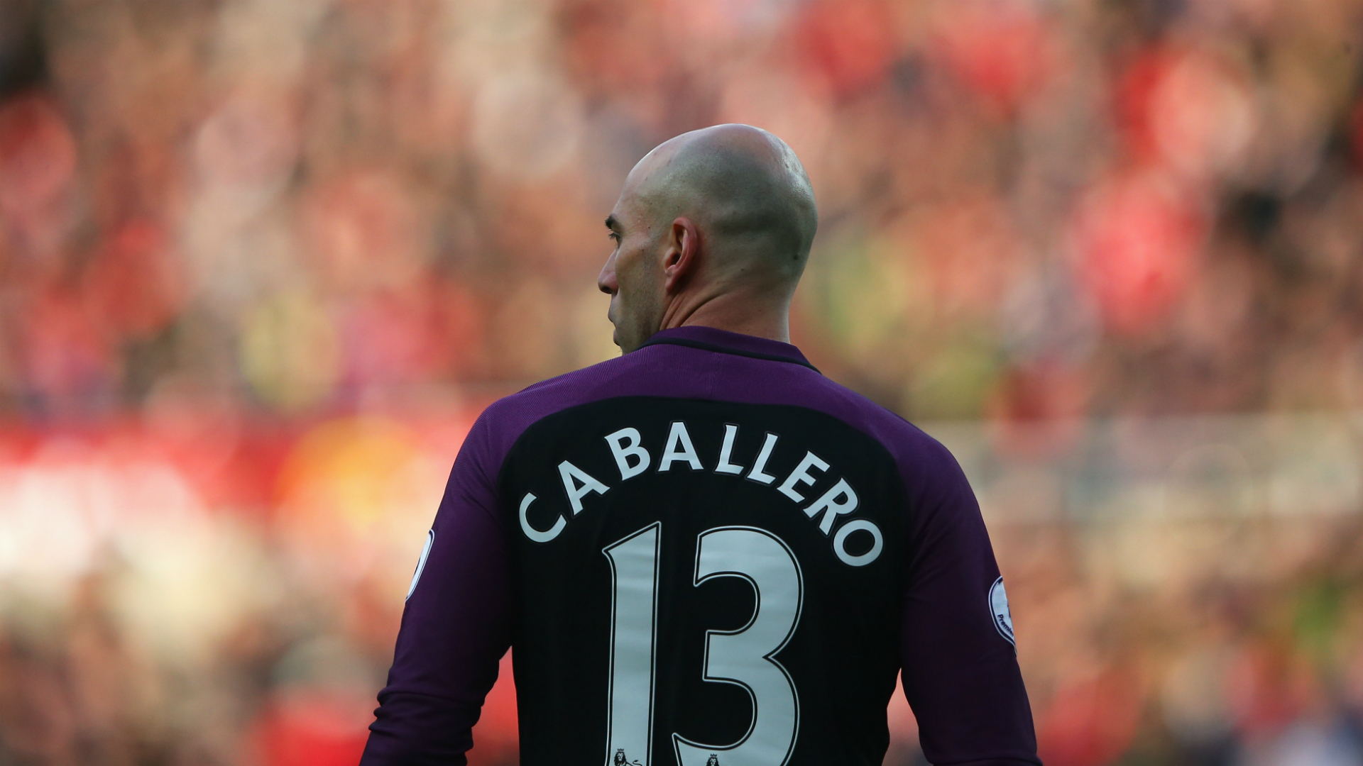 Willy Caballero Manchester City