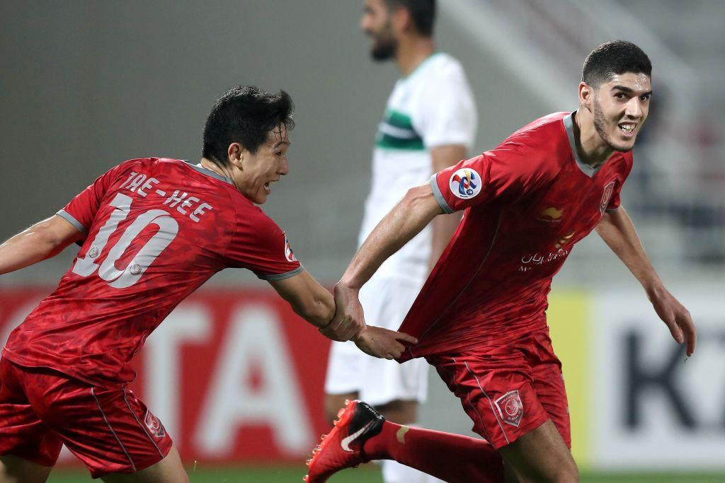 Al Duhail v Zobahan; AFC Champions League