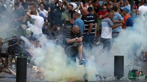 Marseille Riots 10062016