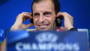 Allegri Juventus Champions League