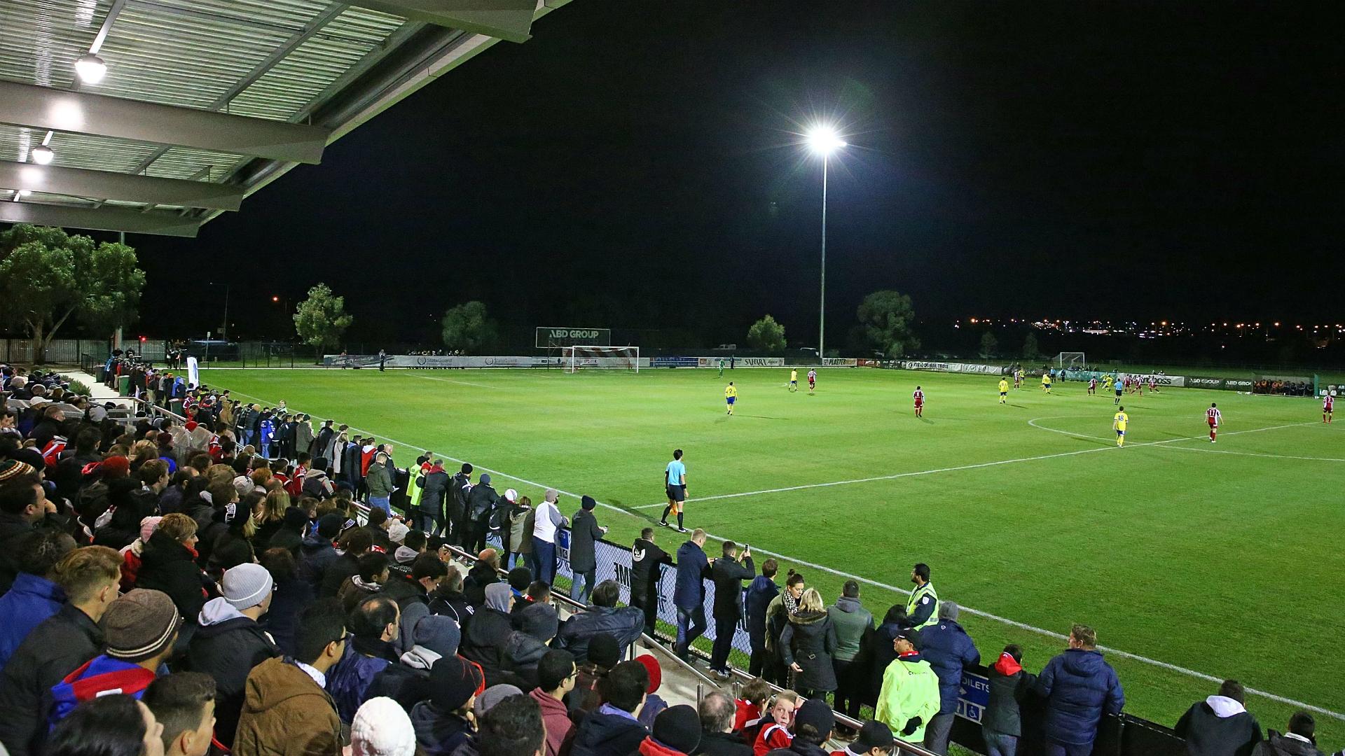 Hume City v Brisbane Strikers FFA Cup 29072015