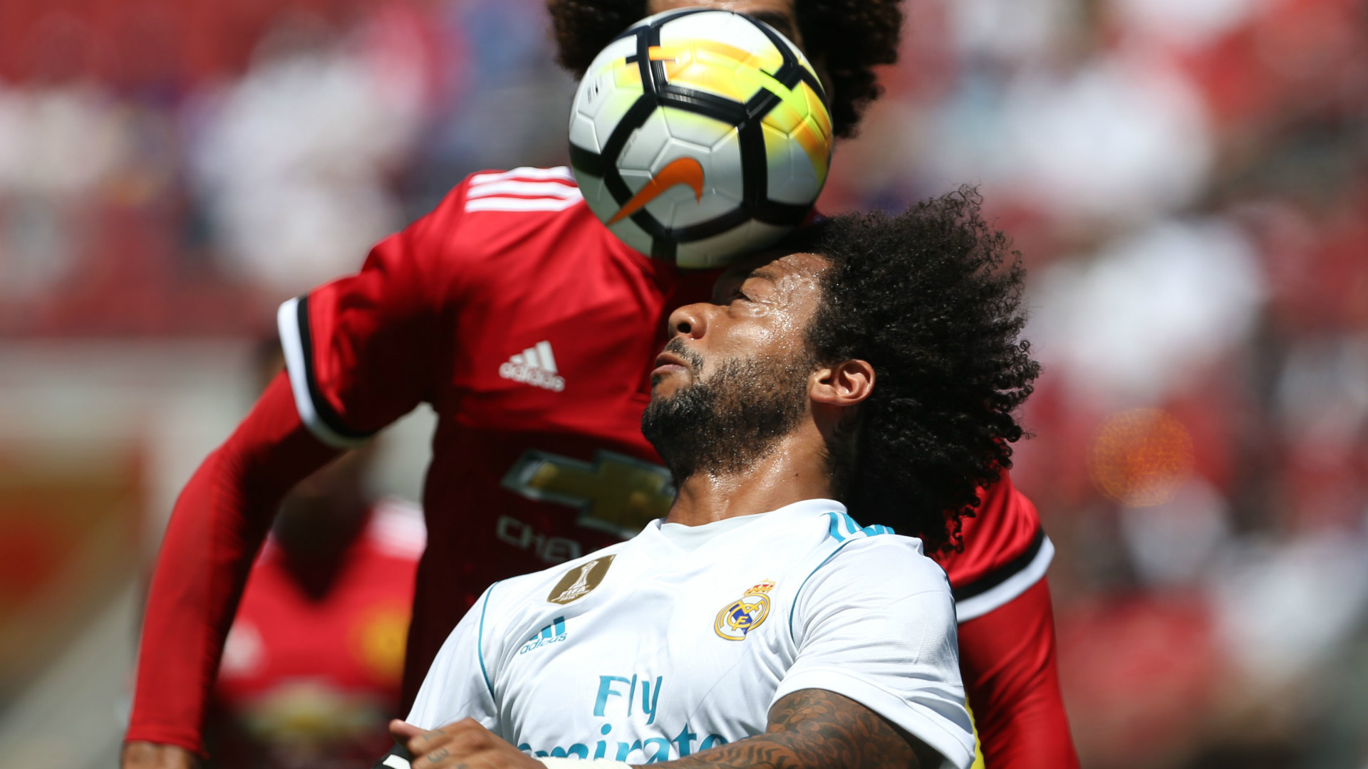 Marcelo Real Madrid