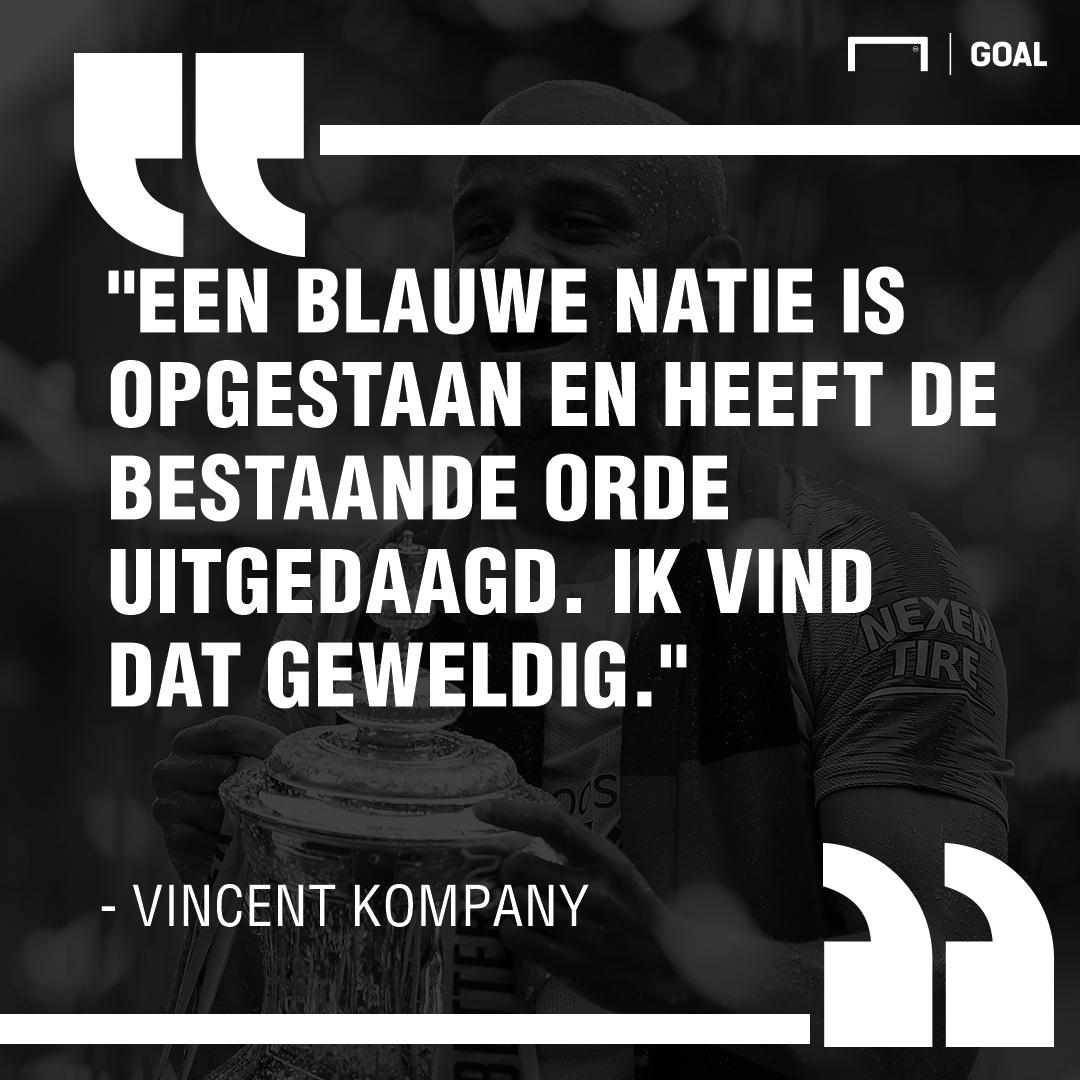 Vincent Kompany GFX