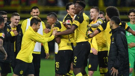 Borussia Dortmund 10112018