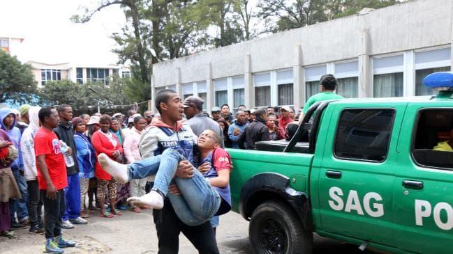 Szenegál Madagaszkár tragédia