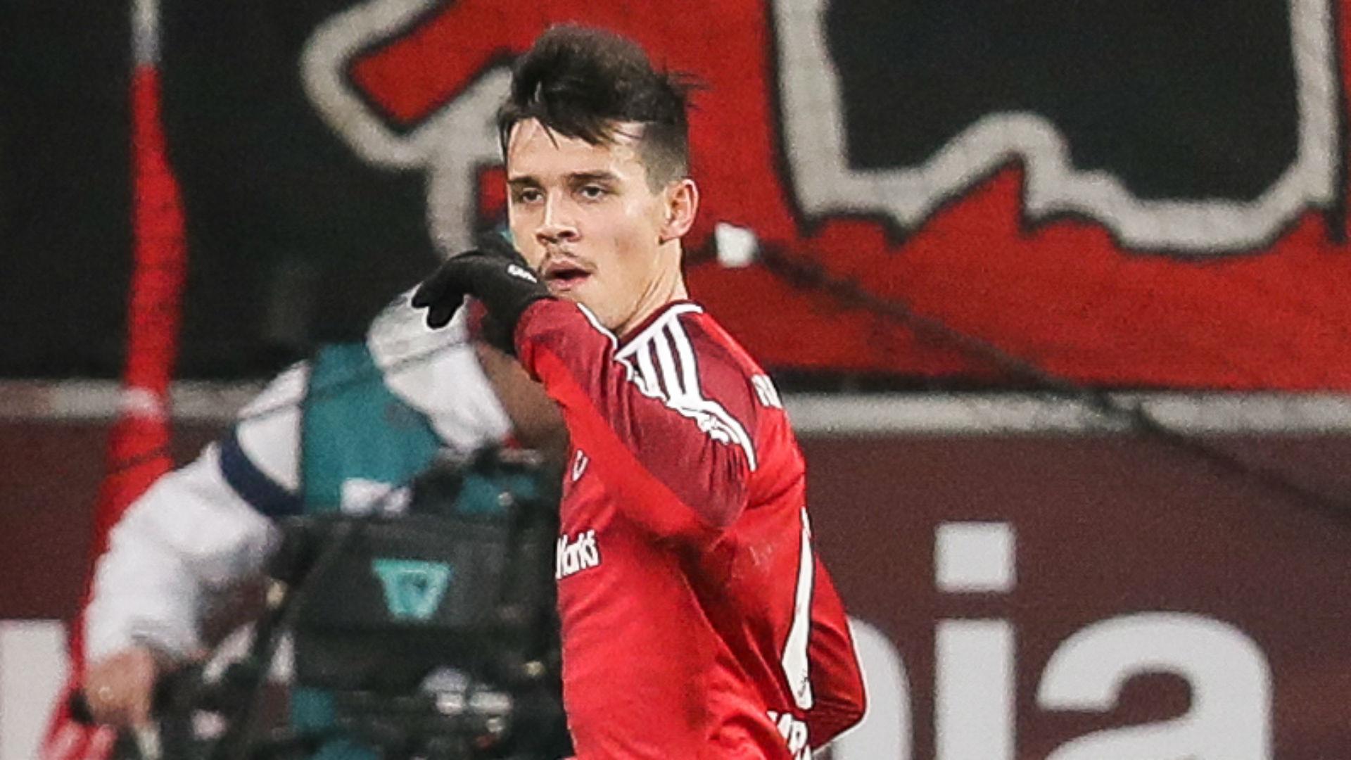 Alfredo Morales Ingolstadt Bundesliga 121816