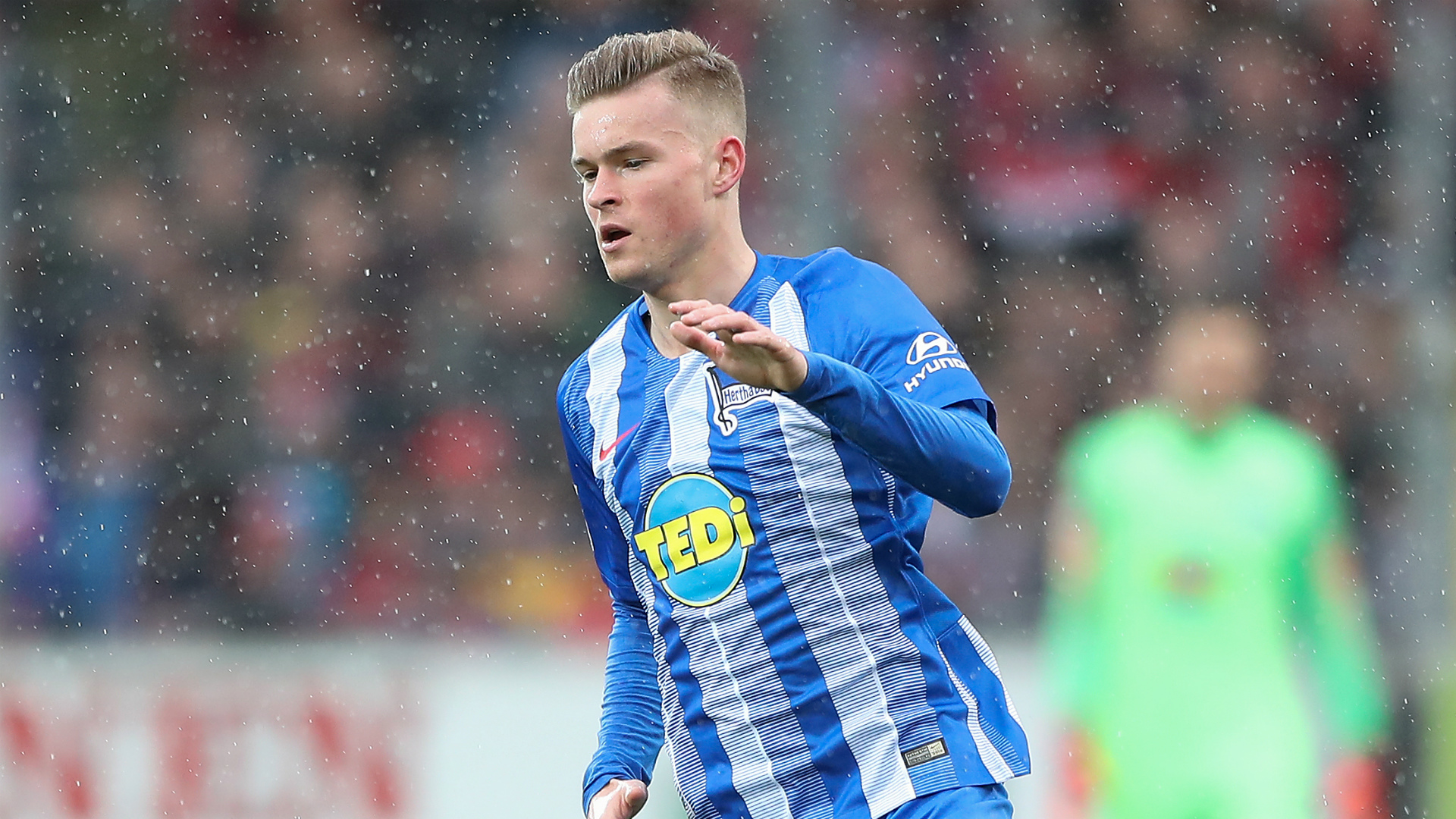 Maximilian Mittelstadt Hertha Berlin March 2019