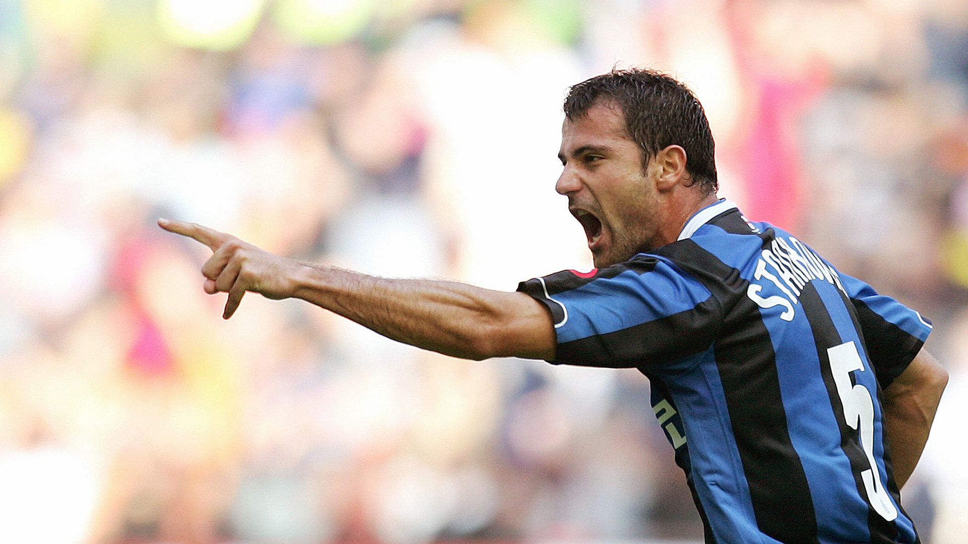 Inter Mailand Dejan Stankovic 15102006