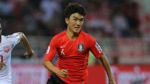 Hwang In-beom Whitecaps South Korea