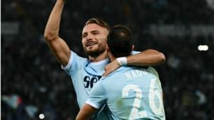 Immobile Radu Lazio Cagliari Serie A