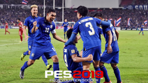 PES 2019 Thailand