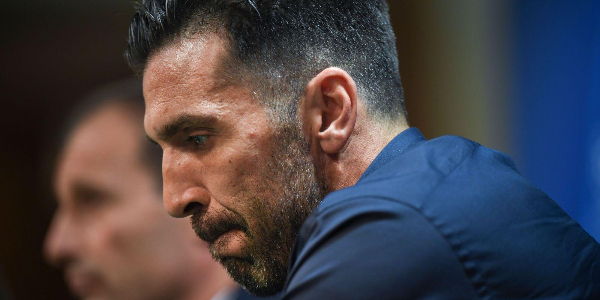 Juve corsara a Milano, Buffon: