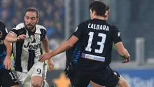 Mattia Caldara Juventus Atalanta Serie A
