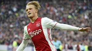 Kasper Dolberg, Ajax