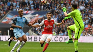 Aaron Ramsey v City