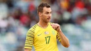 Bradley Grobler Bafana Bafana v Libya, September 2018