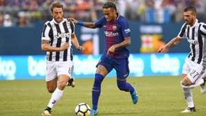 Juventus-Barcelona, Neymar-Marchisio
