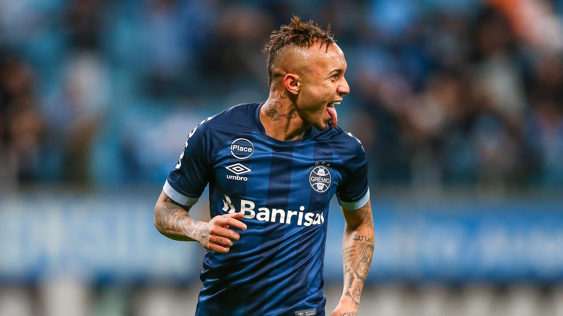 Everton Gremio Cruzeiro Brasileirao Serie A 22082018