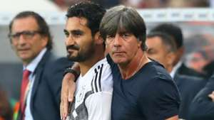 Ilkay Gundogan Joachim Low