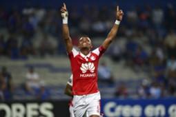 William Tesillo Santa Fe - Emelec Copa Libertadores
