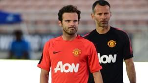 Juan Mata & Ryan Giggs - Manchester United