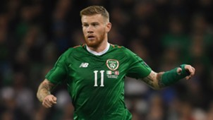 James McClean Republic of Ireland 2018