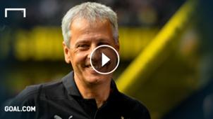 PB Lucien Favre Dortmund 2018