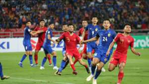 Stefano Lilipaly | Indonesia v Thailand AFF Cup 2018