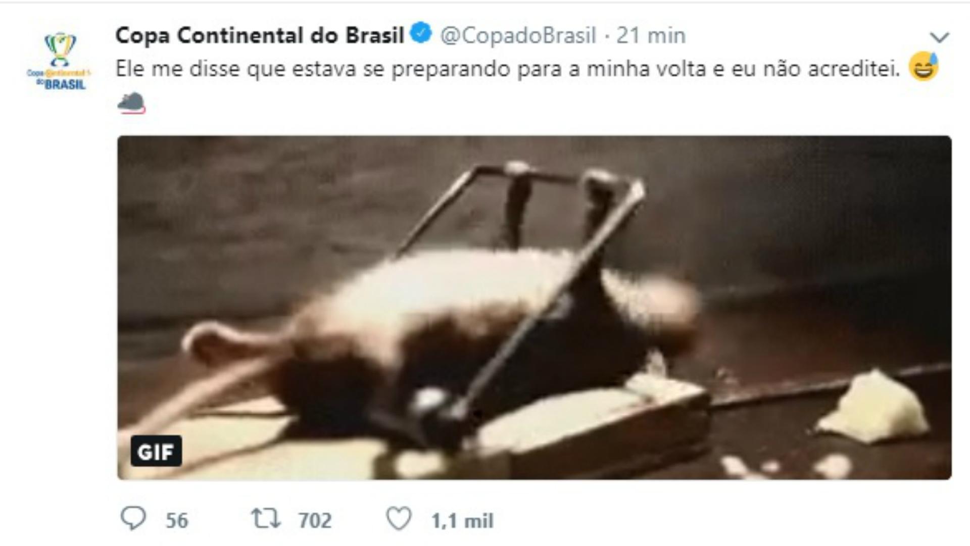 Rato Vasco Bahia Copa do Brasil São Januário 16072018