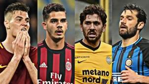 Flop Serie A 2017/18