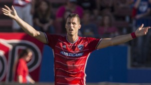 Matt Hedges MLS FC Dallas 10162016