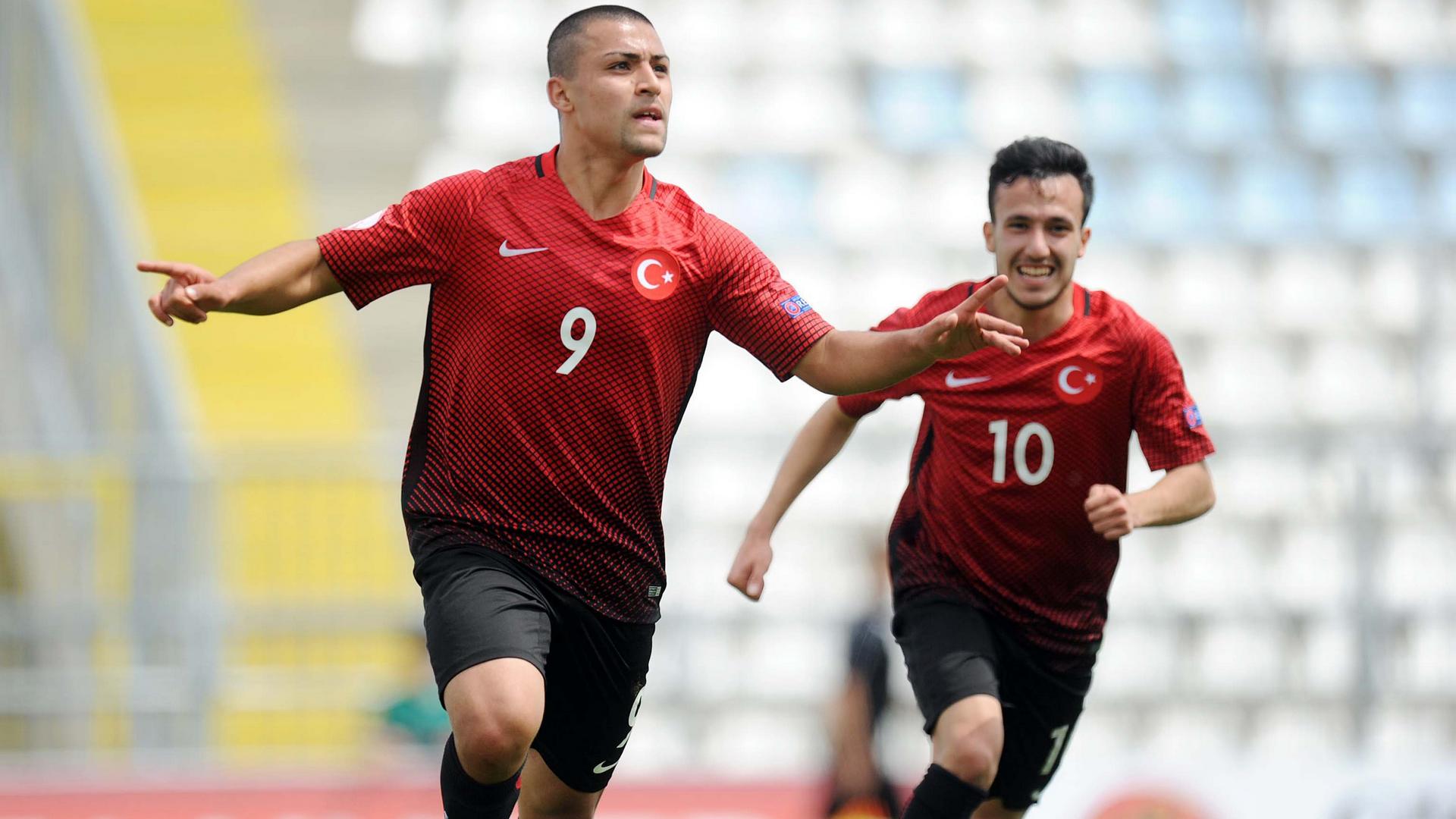 Turkey U17 Malik Karaahmet