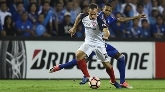 Belluschi San Lorenzo Emelec Copa Libertadores 06072017