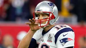 Tom Brady New England Patriots 2017